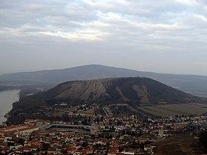 Braunsberg (hill) - Braunsberg and Hainburg