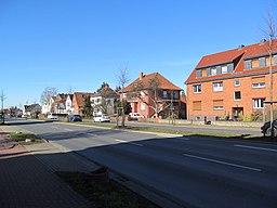 Bremer Straße in Garbsen
