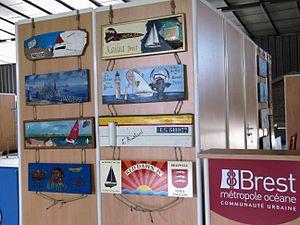 Brest2012 Toiles de mer (1).JPG
