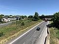 Bretelle Autoroute A1 Route D941 St Denis Seine St Denis 3.jpg