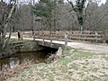 Bridge over Black Water, Dames Slough Inclosure, New Forest - geograph.org.uk - 341870.jpg