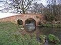 Bridge over the River Ise. - geograph.org.uk - 364238.jpg