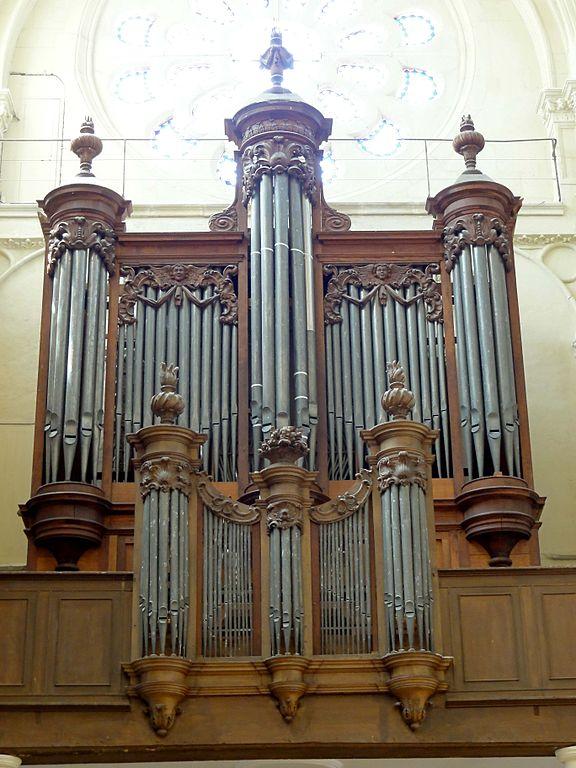 fichier brie comte robert 77 glise saint tienne orgue de tribune 2 jpg wikip dia. Black Bedroom Furniture Sets. Home Design Ideas