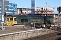 Bristol Temple Meads - Freightliner 66543 in east end siding.JPG