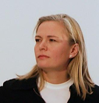 Minister for Consumer Affairs (Sweden) - Image: Britta Lejon