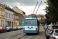 Brno, Husovice, Svitavská, BMUE 2012, Škoda 17Tr č. 3903 (03).jpg