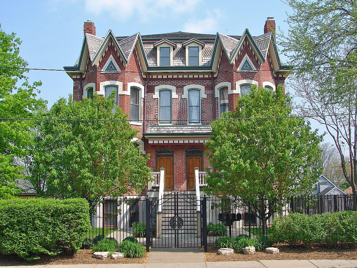 Broadway Historic District Rock Island Illinois Wikipedia