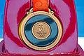 Bronze medal of Beijing 2008 Summer Olympics at PRC70 Exhibition (20191203162835).jpg