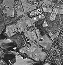 Aerial view of Brookdale Community College