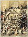 Brooklyn Museum - Merry Christmas (Yuletide Revels) - William Glackens - overall.jpg