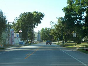 Brothertown (community), Wisconsin - Image: Brothertown Wisconsin