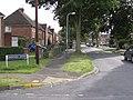 Browning Avenue, Forbes Estate, Warwick - geograph.org.uk - 1462937.jpg