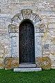 Brunflo kyrka-Side door.jpg