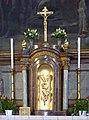 Brunn Pfarrkirche - Hochaltar 4 Tabernakel.jpg