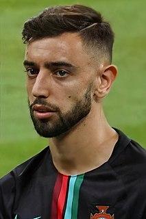 Bruno Fernandes Portuguese footballer