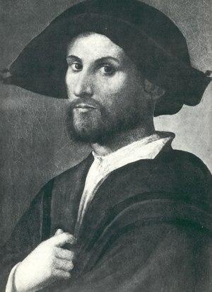 Giovanni Borgia, 2nd Duke of Gandia - Alleged portrait of Giovanni Borgia