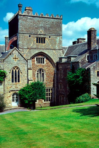 Cestui que - Cistercian Buckland Abbey, established on land near Yelverton, Devon donated by Amicia, Countess of Devon in 1278