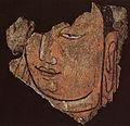 Buddha, painting. Karadong, Xinjiang.jpg