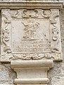 Budva Johanneskirche - Relief Eingang.jpg