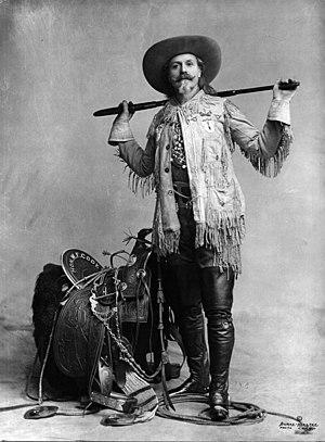 Buffao Bill Cody