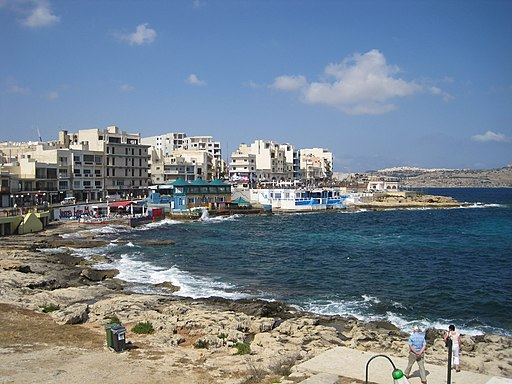 Bugibba - Malta - panoramio
