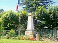 Buhy (95), monument aux morts, devant l'église.jpg