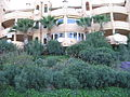 Building and greenery in Calahonda, Spain 2005 2.jpg
