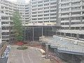 Building the public entrance of the temporary Dutch Parliament, 11 juli 2019.jpg