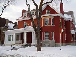 Bulgarian Canadians - Embassy of Bulgaria in Ottawa