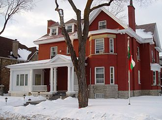Bulgarian Canadians - Embassy of Bulgaria in Ottawa
