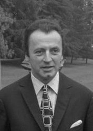 Eddi Arent - Arent in 1971