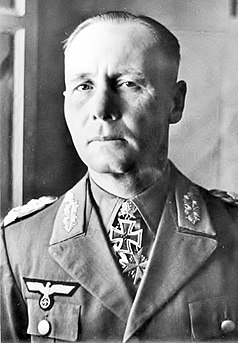 German field marshal of World War II