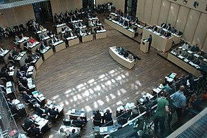 Bundesrat of Germany - Image: Bundesrat Chamber