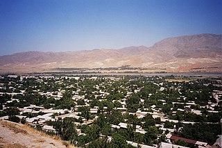 Istaravshan Place in Sughd Region, Tajikistan