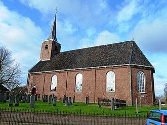 Burum, Friesland - Image: Burum NH kerk