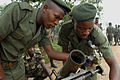 Burundi peacekeepers prepare for next rotation to Somalia, Bjumbura, Burundi 012210 (4325504666).jpg