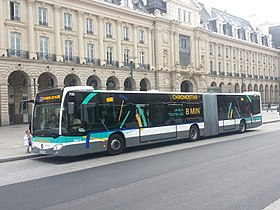 Image illustrative de l'article Lignes de bus de Rennes urbaines