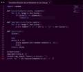 """Busca un elemento en la lista y retorna la posición en la que se encuentra """"Python"""".png"""
