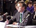 Bush testifies before hearing of US House Committee on the Budget.jpg