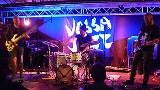 Vossajazz - Bushman's Revenge at Vossajazz 2017.