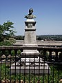 Buste de Jean David (Auch, Gers, France).JPG
