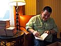 C.C. Chapman Signs Books.jpg