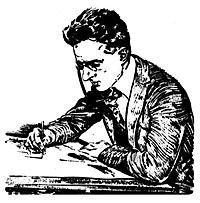 C. D. Batchelor at desk (borderless).jpg