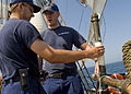 CGC Eagle damage control, seamanship training 120718-G-TG089-361.jpg
