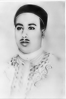 Hasan as-Senussi Crown Prince of Libya