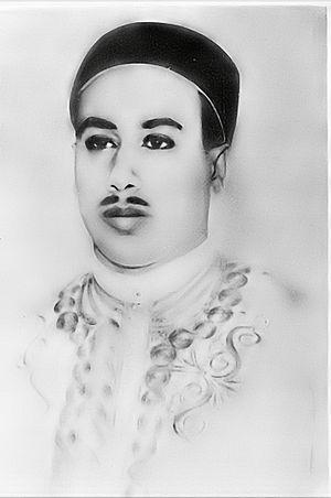 Hasan as-Senussi - Image: CP Hassan Reda LF
