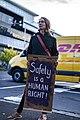 CRAG action outside Sarah Henderson's office (51161257678).jpg