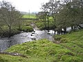 Cadger Ford on the Chirdon Burn - geograph.org.uk - 104451.jpg