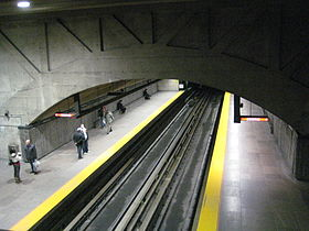 Image illustrative de l'article Cadillac (métro de Montréal)