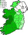 Cainteoirí Gaeilge - Irish Speakers.png